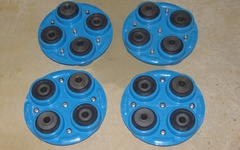 Layrub Couplings