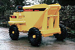 Fully Rebuilt Dumpers